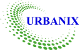 URBANIX s.r.o. Logo