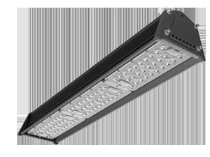 linearne priemyselne LED svietidlo