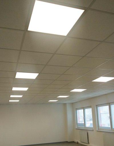 osvetlenie do kancelarie